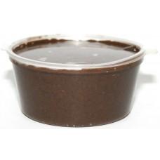 Живой урбеч паста из семян коричневого льна 50 мл