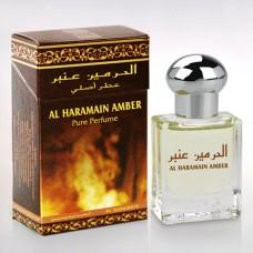 Миск духи Al Haramain Amber / Аль Харамейн Янтарь 15 мл