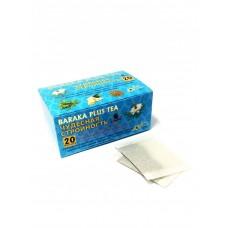 Травяной чай Baraka Plus / Барака плюс Чудесная стройность 20 пакетиков