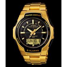 Наручные Мусульманские часы Casio / Касио CPW-500HG-A1 с компасом