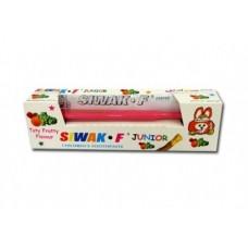 Детская зубная паста Siwak F Junior со вкусом фруктов плюс щетка 37.5 мл