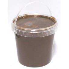 Живой урбеч паста из семян коричневого льна 1 кг