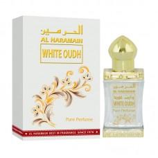 Миск духи Al Haramain White Oudh / Аль Харамейн Белый Уд 12 мл